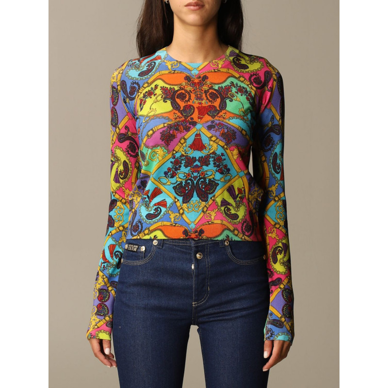 Sweater Women Versace Jeans Couture Black